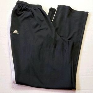 Russell Athletic Pants dri power black size XL